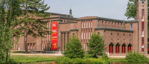 Art in Brandenburg: the Dieselkraftwerk art museum in Cottbus