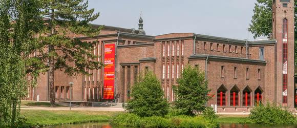 Art in Brandenburg: the Dieselkraftwerk art museum in Cottbus