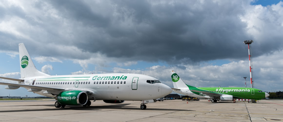 Happy Birthday: Germania celebrates 30 years in the air