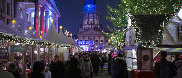 Christmas markets in Berlin & Brandenburg
