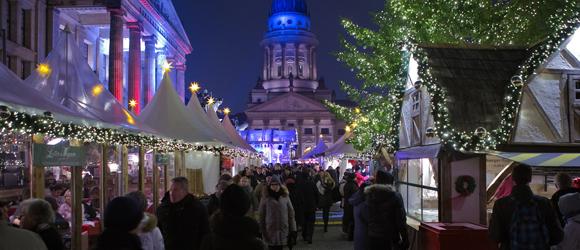 Weihnachtsmärkte in Berlin & Brandenburg