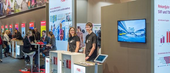 ITB Berlin 2018: Treffen Sie uns auf der Reisemesse