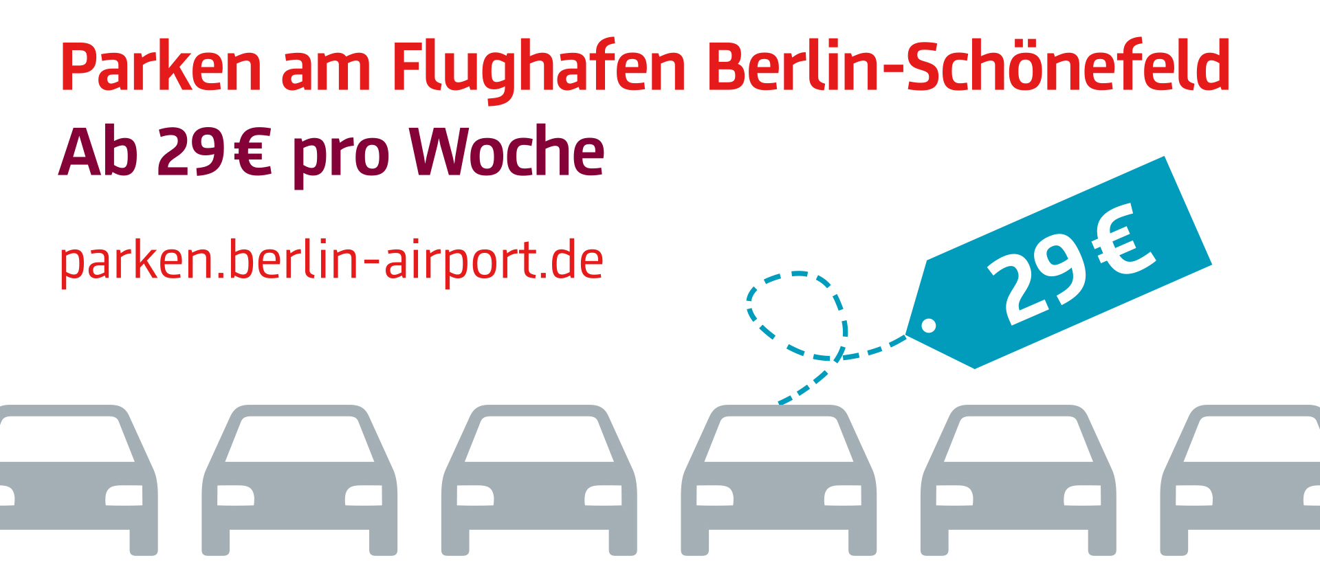 Book a parking space for SXF airport online