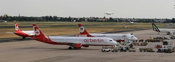 airberlin führt Business Class im Europa-Verkehr ein