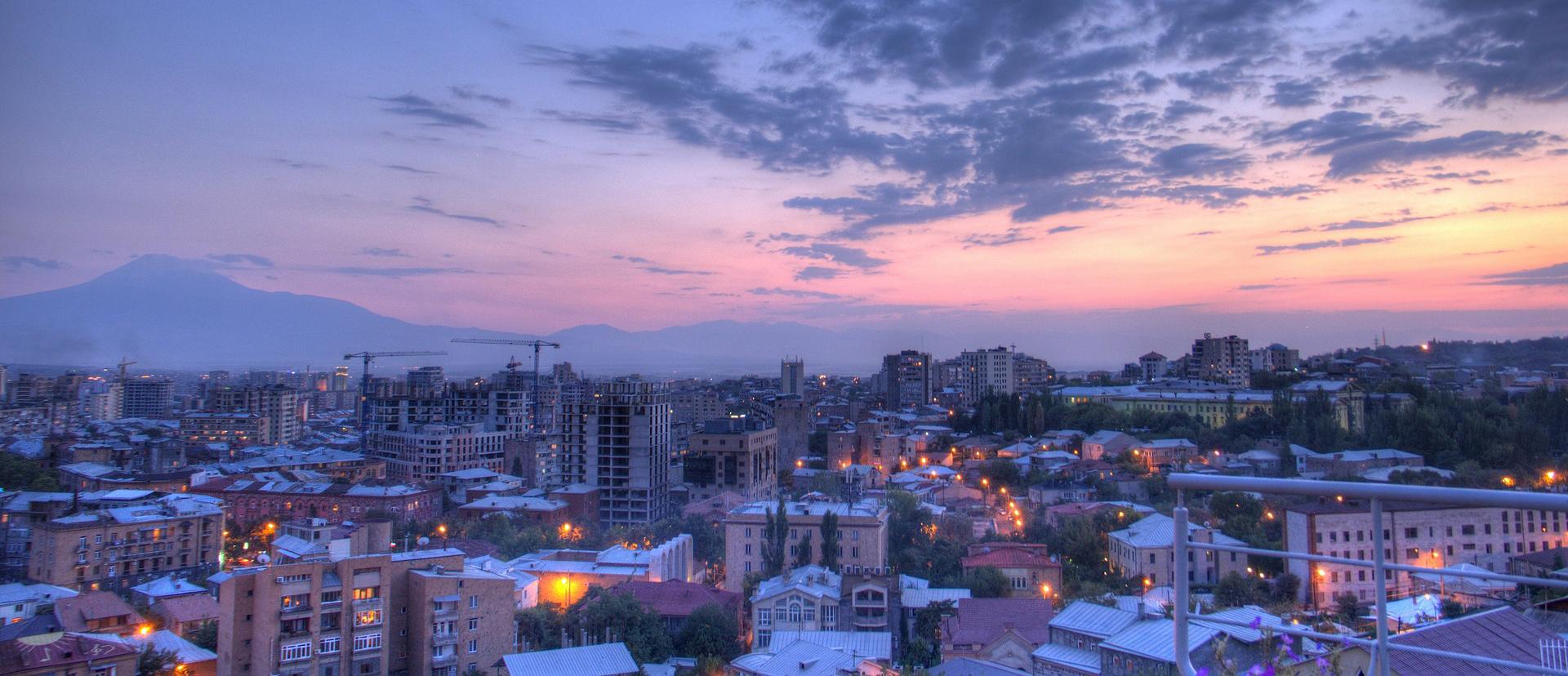 Undiscovered Armenia: With Germania to Yerevan
