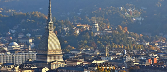 Into the heart of the Piedmont region: Blue Air now flying to Turin