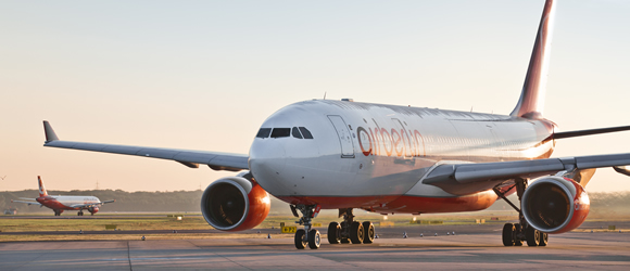 airberlin flies to five new destinations in Europe and is significantly expanding its long-haul network from Tegel this coming winter