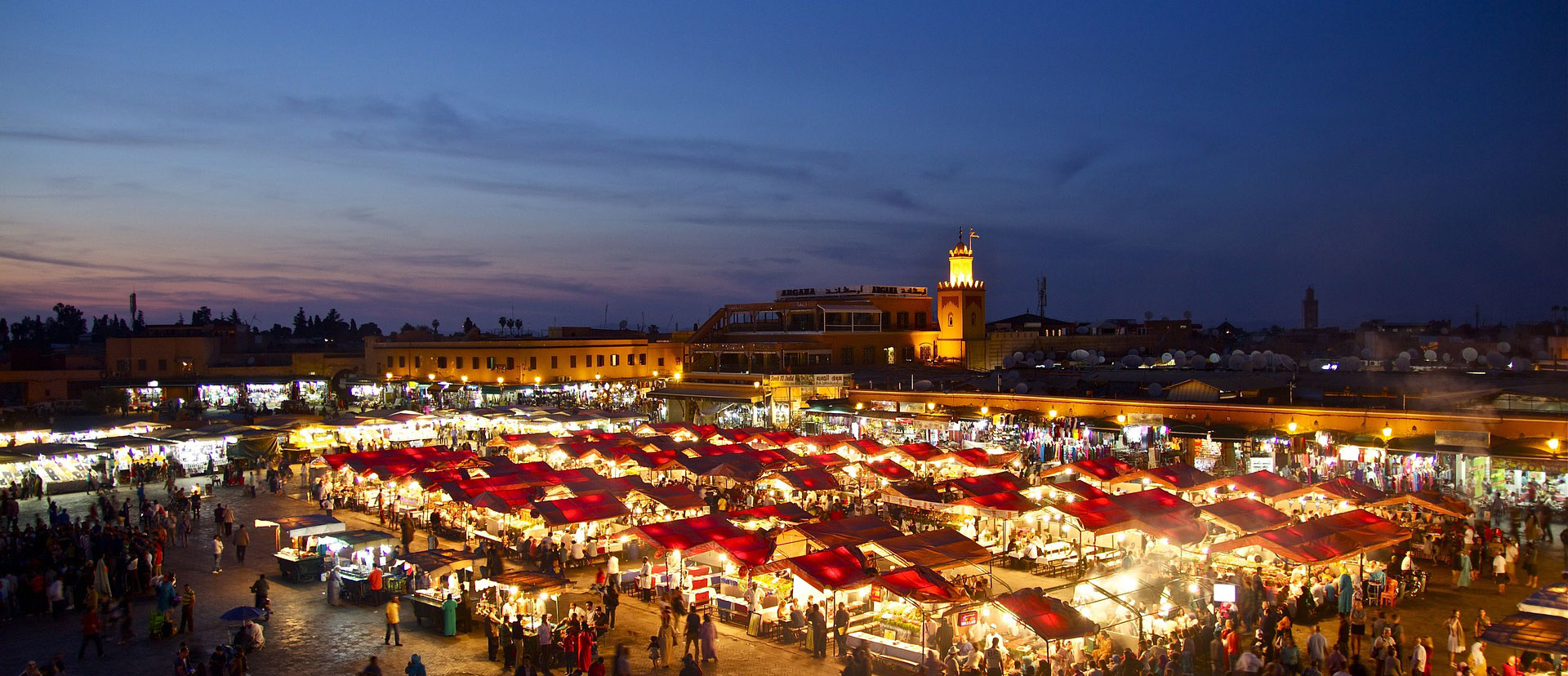 New Ryanair flights to Marrakesh from Schönefeld