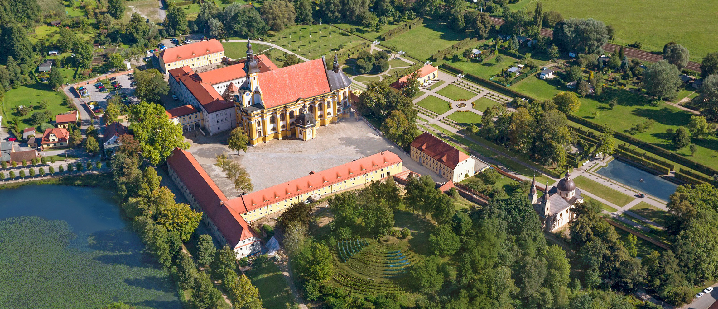Baroque Marvel in Brandenburg: 750th Anniversary of the Neuzelle Abbey