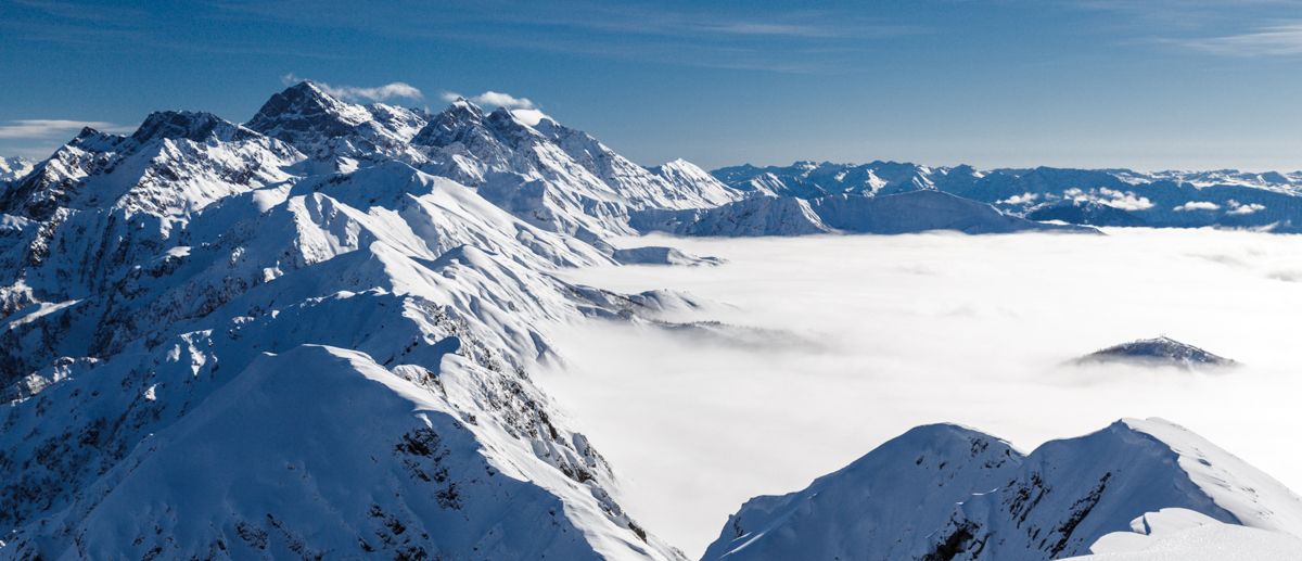 Fly directly to the piste in Rosa Khutor
