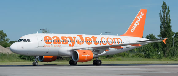 Four new easyJet destinations for the Winter Flight Schedule