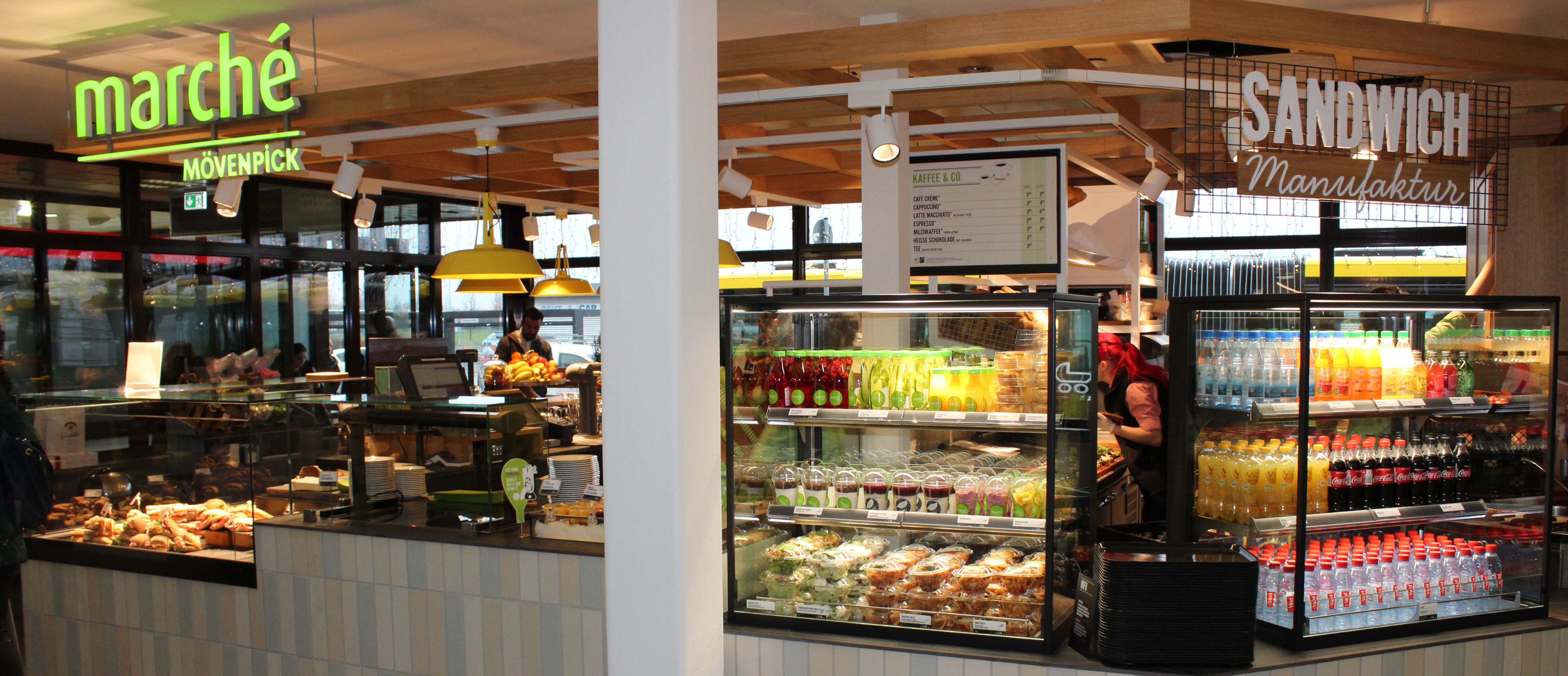 Frisch gebacken: Die Sandwichmanufaktur in SXF