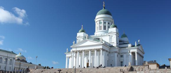 Dreimal täglich nach Helsinki mit Finnair