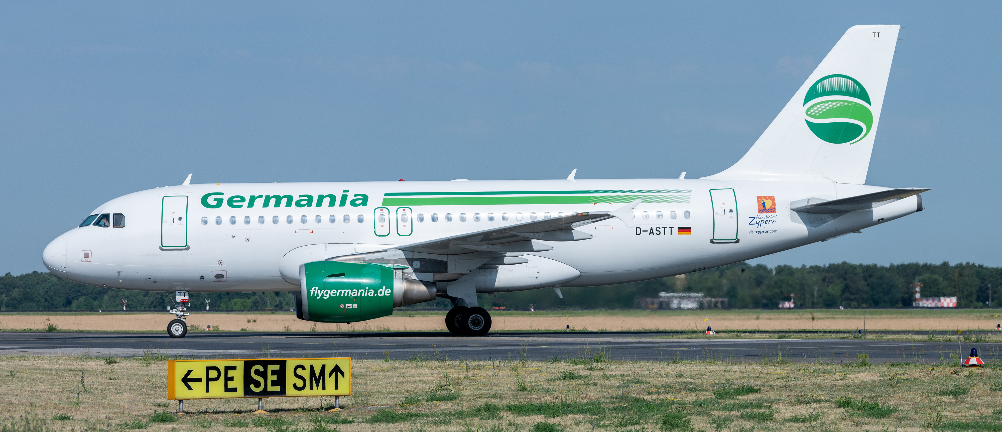 All Germania flights discontinued
