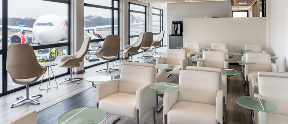 Neue Lounge in Tegel