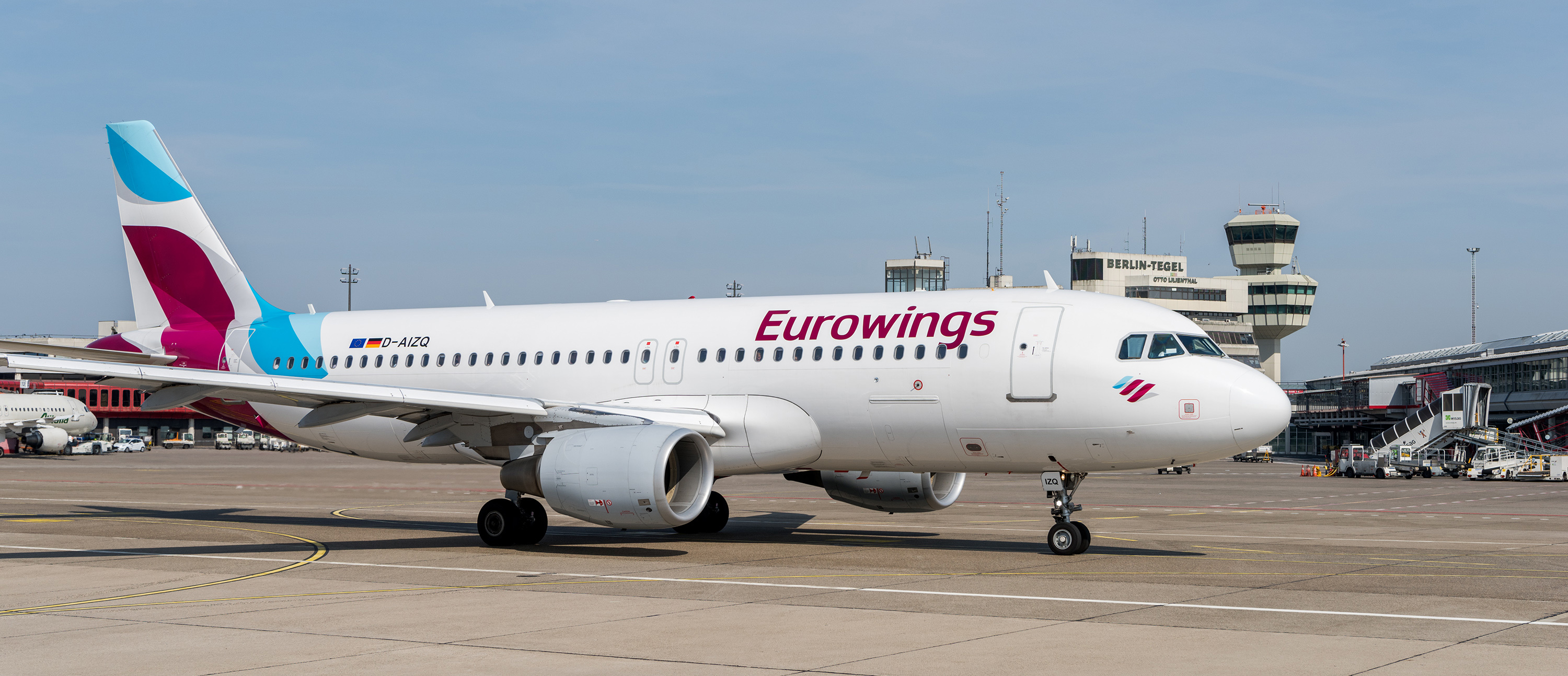 More flights, new destinations: Eurowings increases their services from Berlin Tegel
