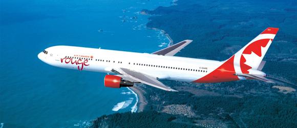Air Canada rouge: Direkt von Berlin nach Toronto