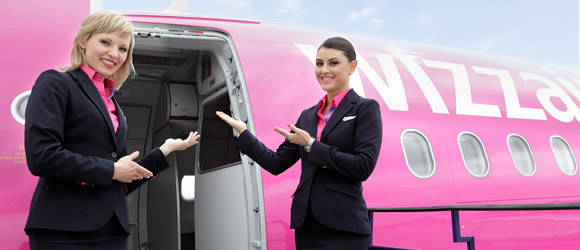 Welcome to Schönefeld: Wizz Air commences services to Romania