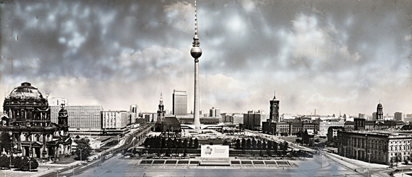 """Radical Modern"" – urban planning and architecture in Berlin of the 1960s"