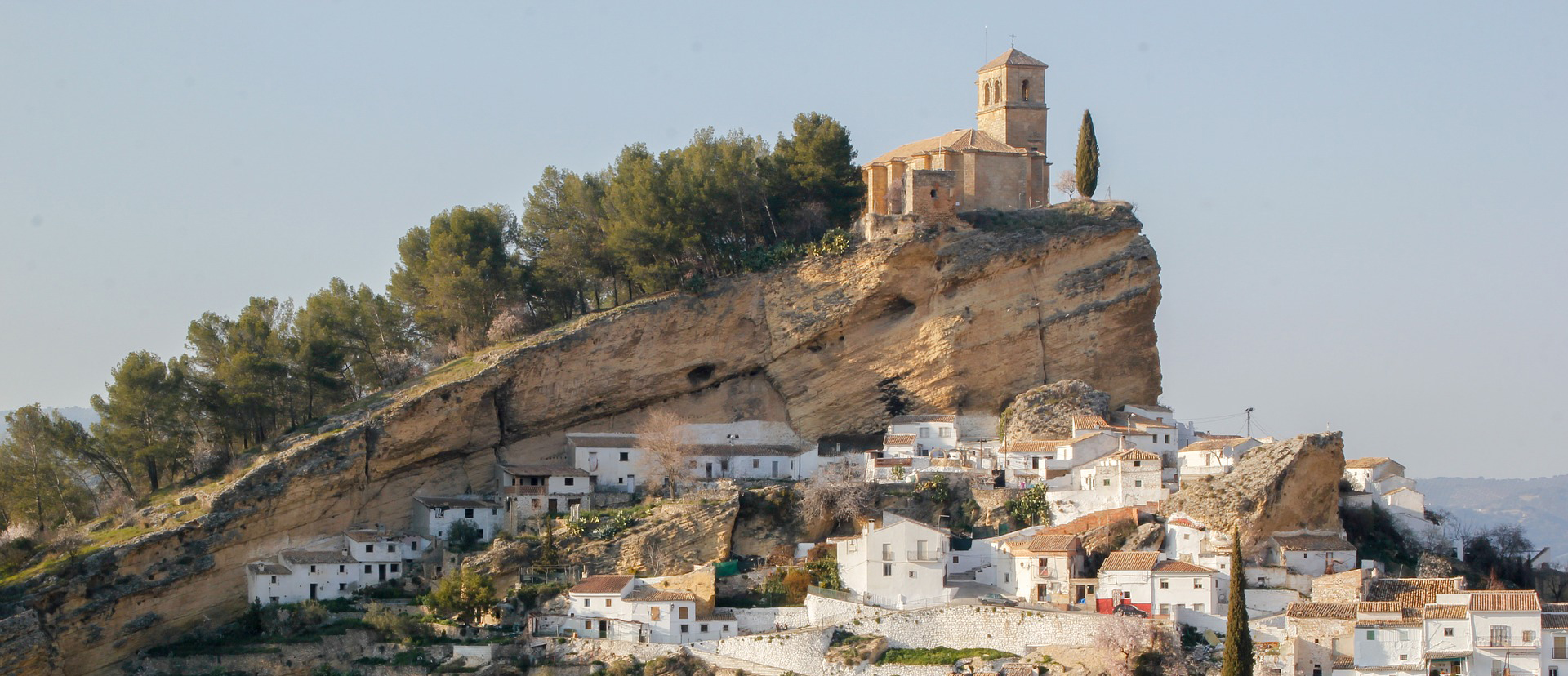 "Fly with easyJet to Andalusia: ""Granada, you age-old fairy tale..."""