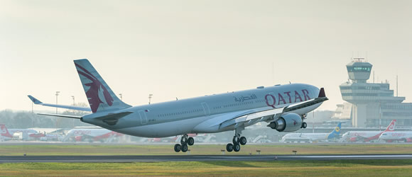 Qatar Airways: ten years of Berlin-Doha nonstop