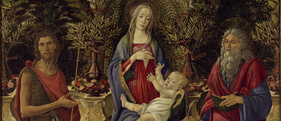 "Berlin cultural highlight: ""The Botticelli Renaissance"" exhibition"