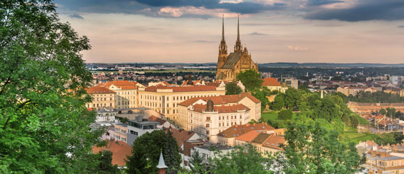 Cutting edge – the Moravian metropolis of Brno