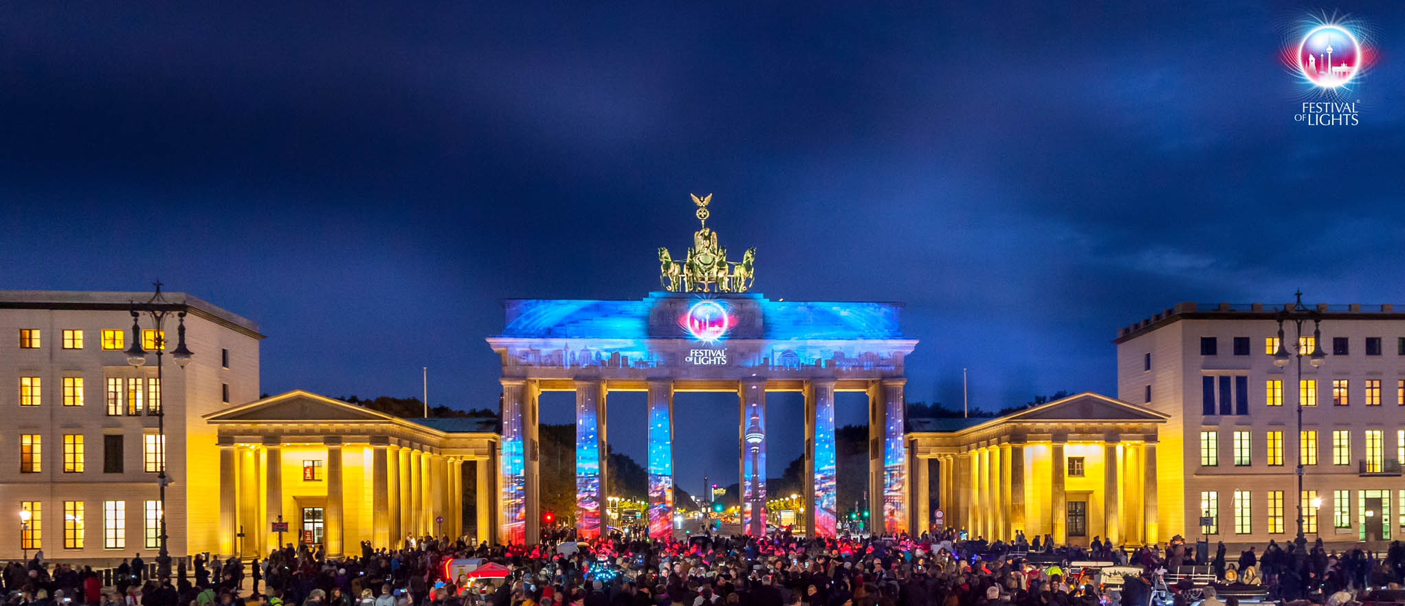 Berlin illuminated: Festival of Lights