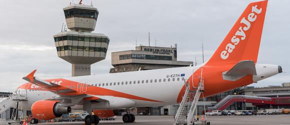 Der Sommer kann kommen: 95 easyJet-Ziele ab Berlin