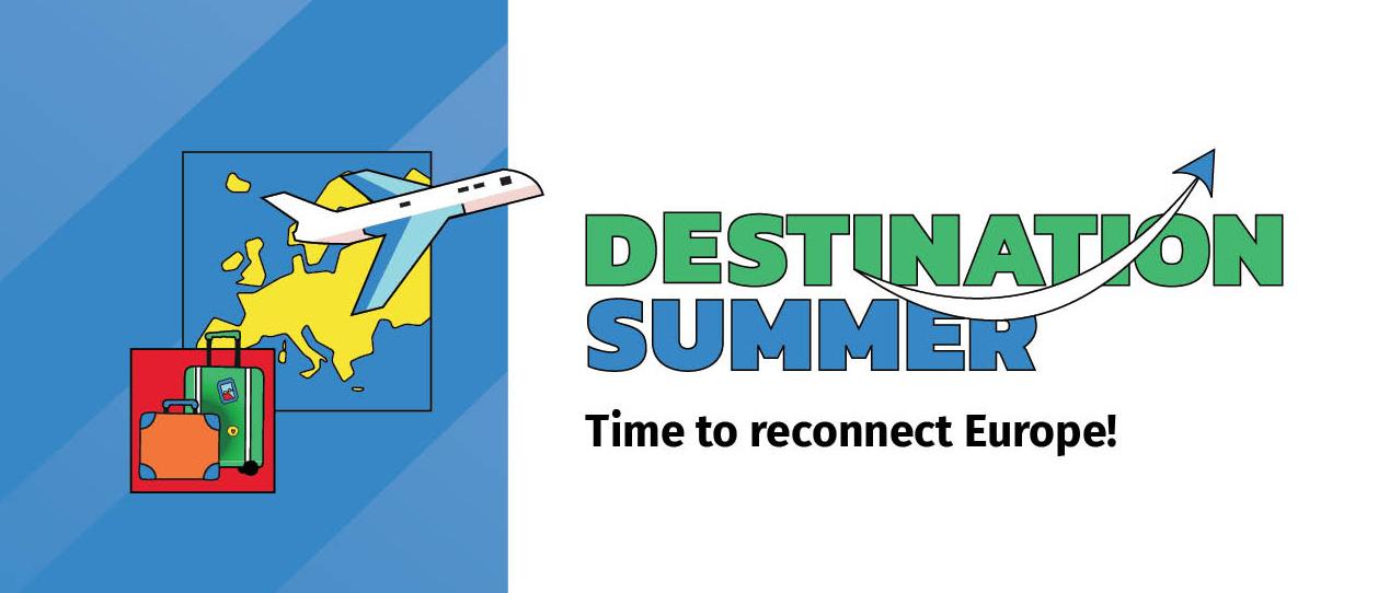 Der Sommerurlaub naht