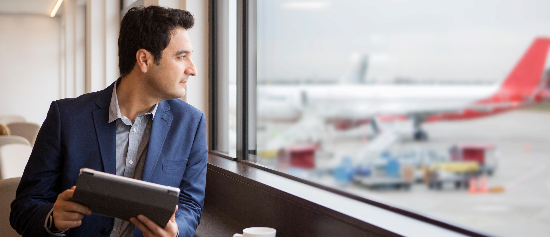 Sommer am Flughafen: Für 29 Euro in der C-Lounge entspannen
