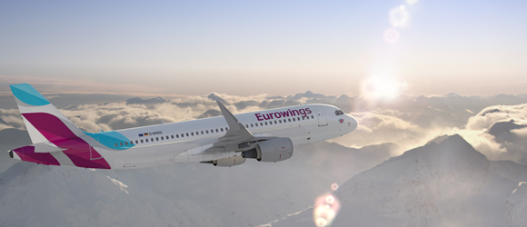 The new Eurowings has taken off