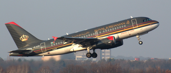 Royal Jordanian to fly to Amman more often