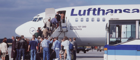Happy birthday, Lufthansa – 25 years at TXL